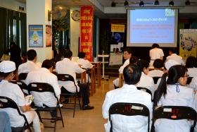 Tổ chức chuyên đề cùng các bác sỹ Hà Nội & HCM